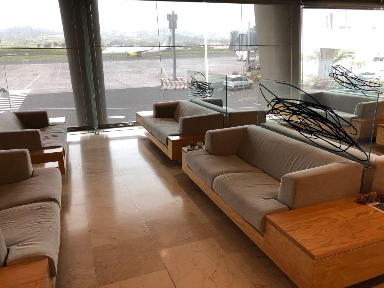 TFN: Sala Nivaria Reviews & Photos - Main Terminal, Tenerife