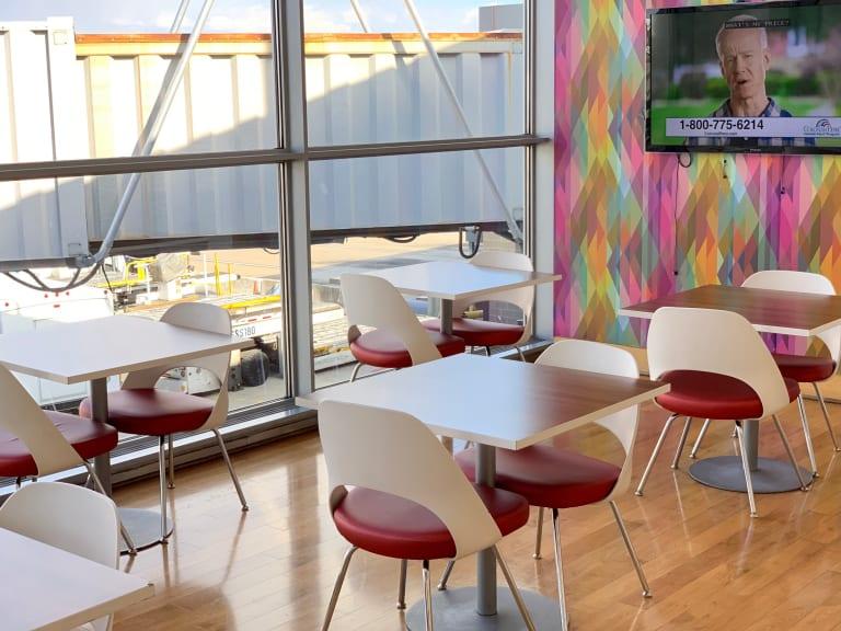 IAD: Virgin Atlantic Clubhouse Reviews & Photos - Concourse