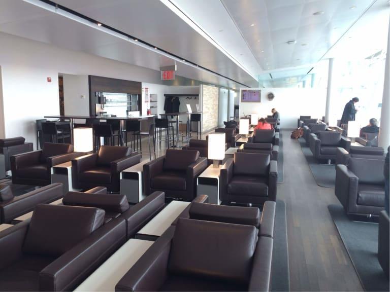 Jfk Swiss Business Class Lounge Reviews Amp Photos