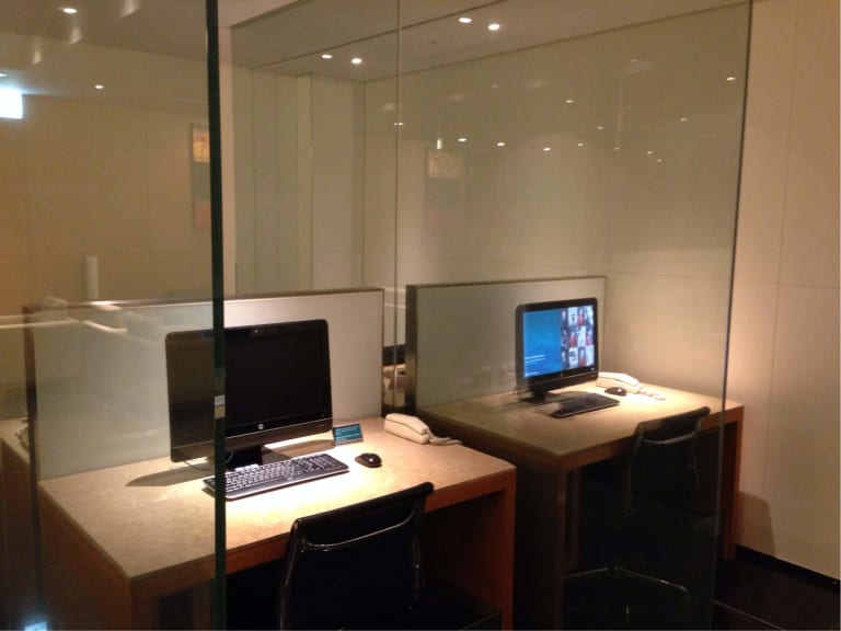 NRT: Cathay Pacific First and Business Class Lounge Reviews