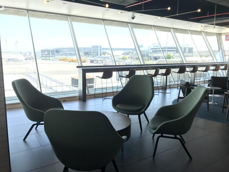JFK: Alaska Airlines Alaska Lounge Reviews & Photos - Terminal 7 ...