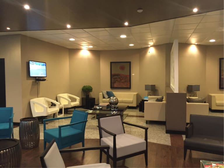 SDQ: Sala VIP American Express/Banco del Progreso Reviews