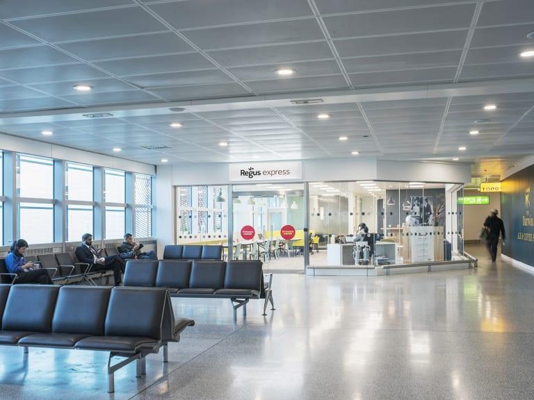 LHR: Regus Express Business Lounge Reviews & Photos