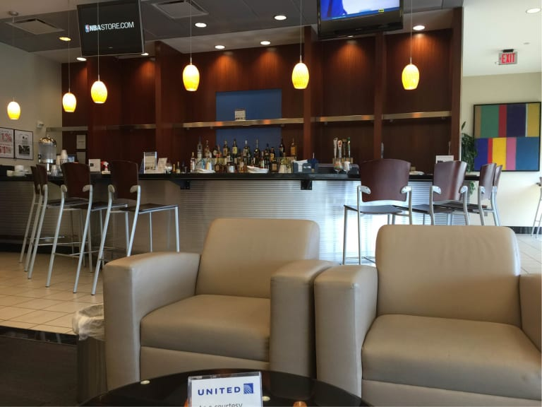 Image result for united club at bush