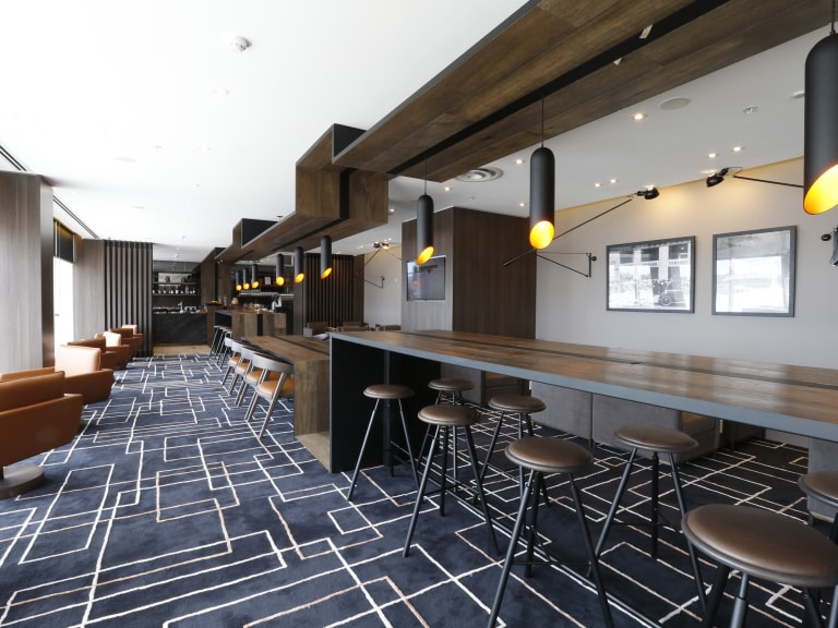 SYD: The American Express Lounge Reviews & Photos - Terminal