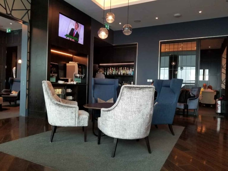 LGW: Clubrooms, Gatwick South Reviews & Photos - South