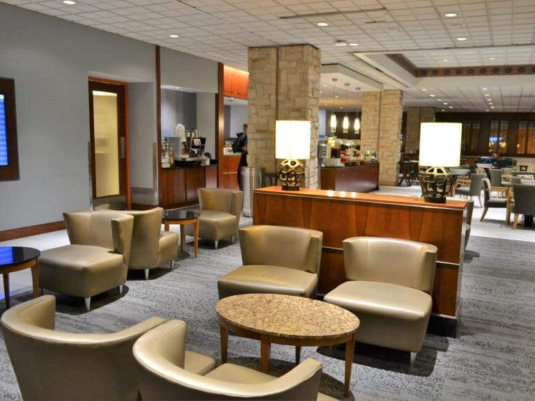 Slc Delta Air Lines Delta Sky Club Reviews Amp Photos