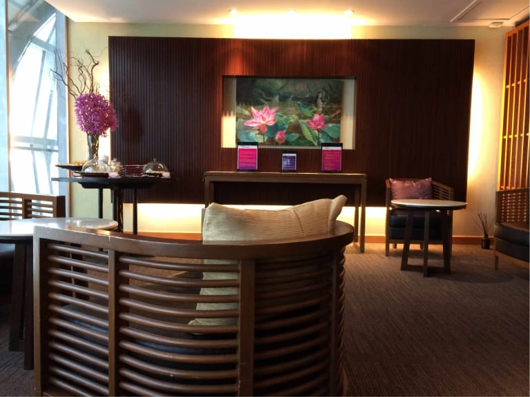 BKK: Thai Airways Royal Orchid Spa Reviews & Photos