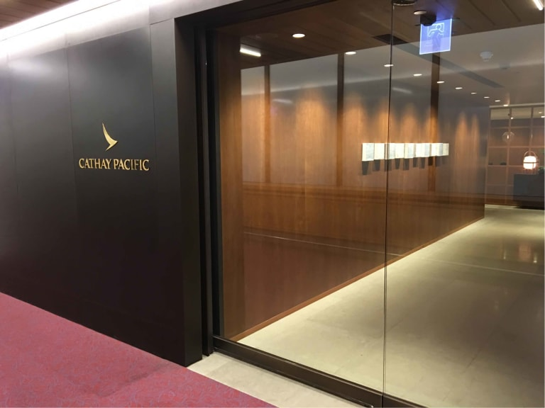 TPE: Cathay Pacific Lounge Reviews & Photos - Terminal 1