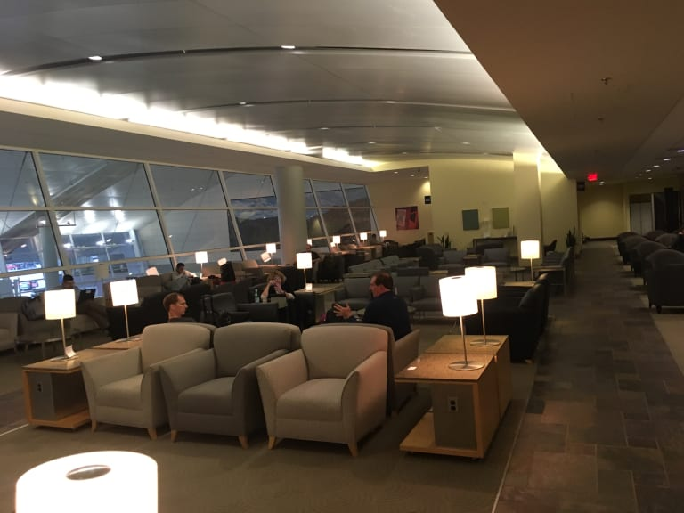 Dfw American Airlines Premium Lounge Reviews Amp Photos