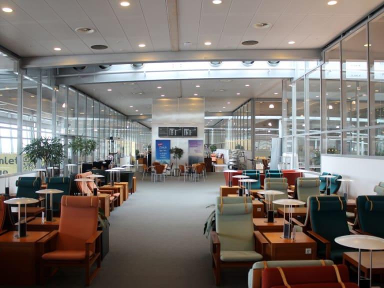 vip lounge billund lufthavn