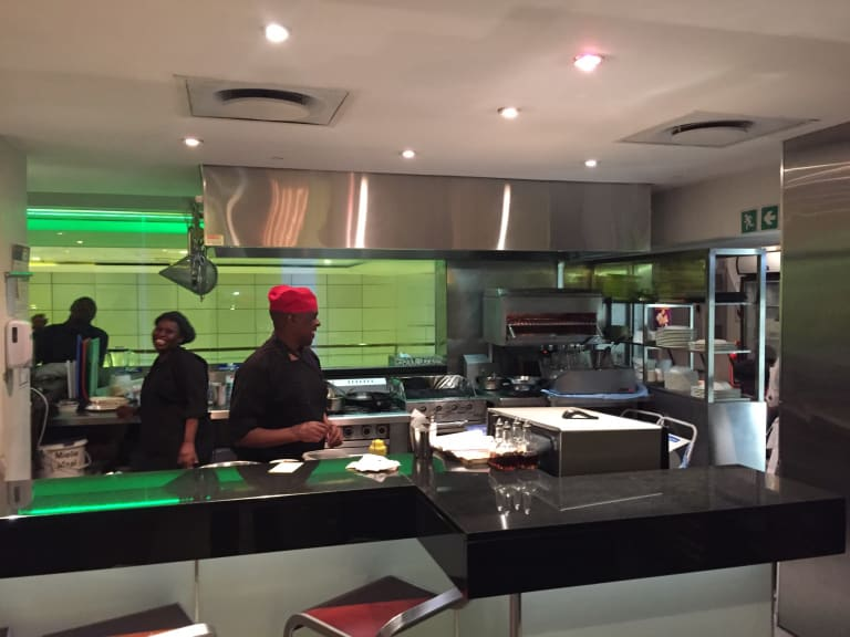 JNB: Virgin Atlantic Clubhouse Reviews & Photos