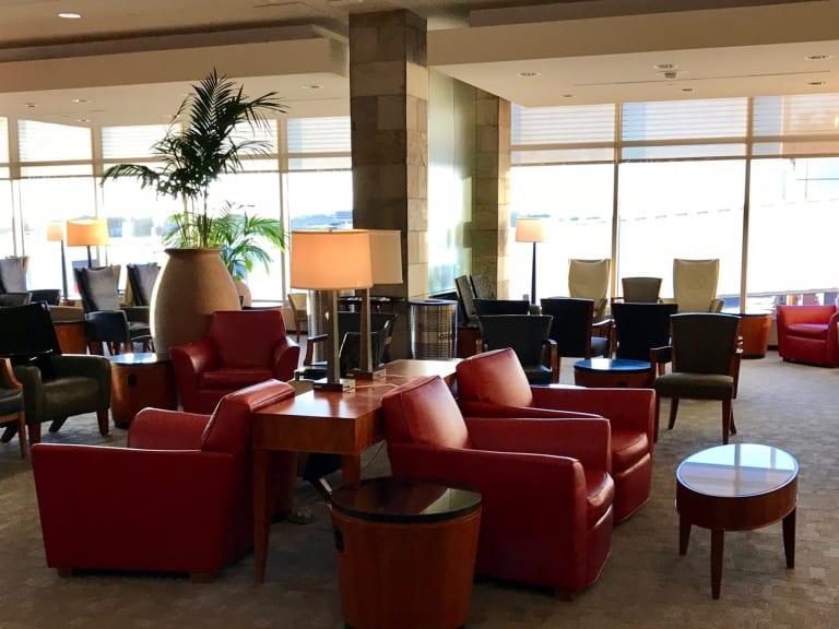 MSP: Delta Air Lines Delta Sky Club Reviews & Photos
