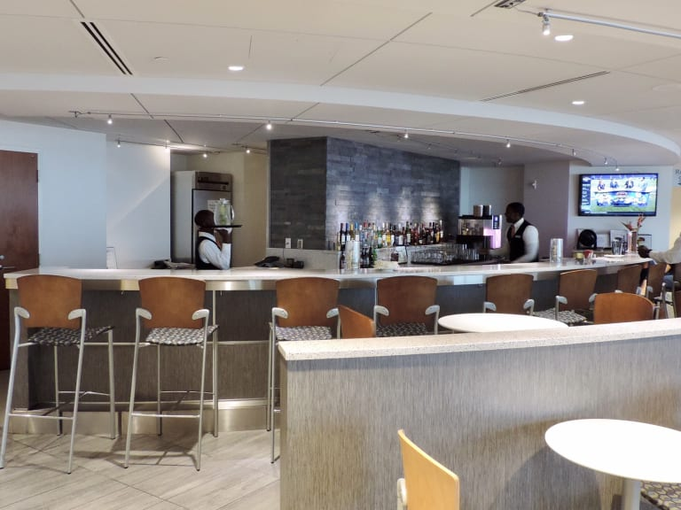 ATL: The Club at ATL Reviews & Photos - Concourse F, Hartsfield