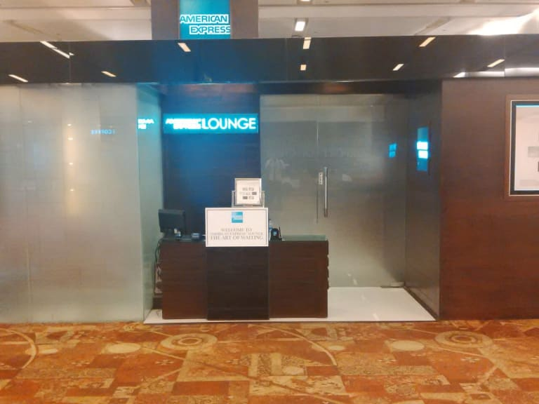 DEL: The American Express Lounge Reviews & Photos - Terminal