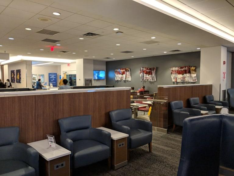 Ewr Delta Air Lines Delta Sky Club Reviews Amp Photos