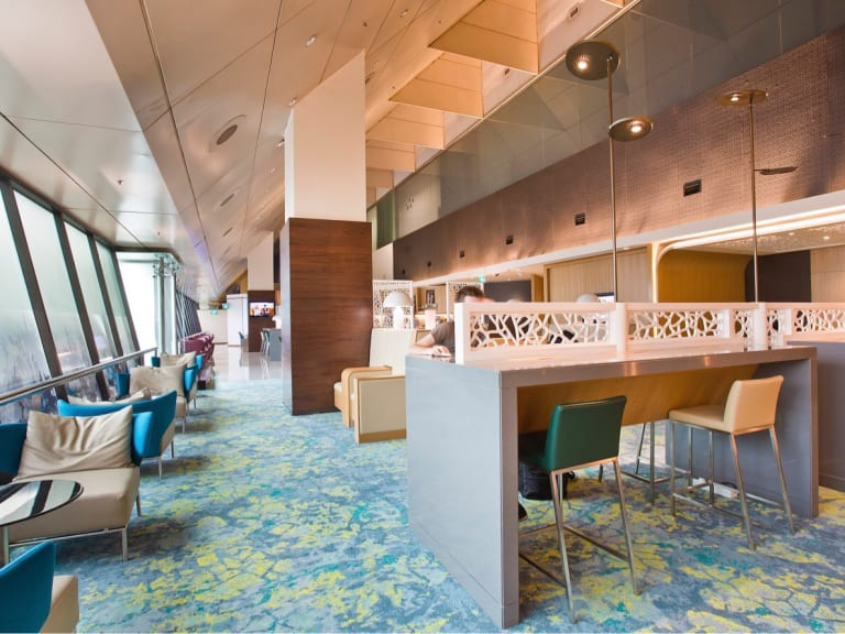 SIN: Ambassador Transit Lounge Reviews & Photos - Terminal 2