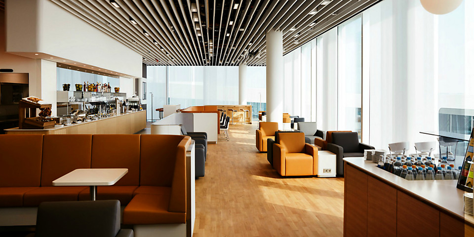 Lufthansa Business Lounge (Schengen) (MUC)