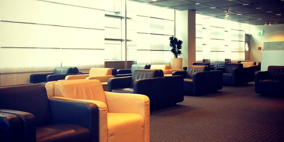 Lufthansa Business Lounge (HAM)