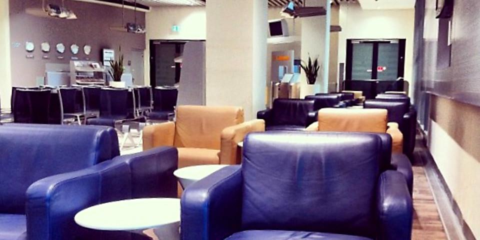 Lufthansa Business Lounge (Non-Schengen, Gate C16) (FRA)