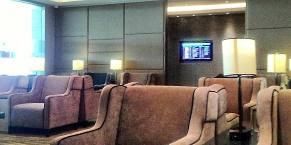 Plaza Premium Lounge (International Departures) (BKI)