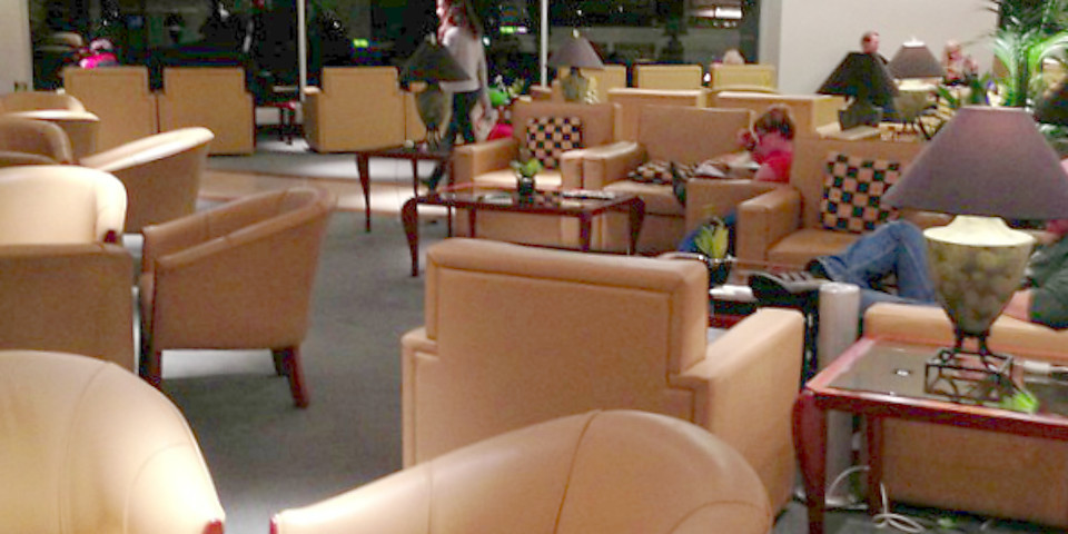 The Emirates Lounge (SYD)