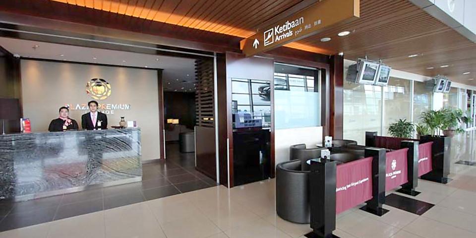 Plaza Premium Lounge (KCH)