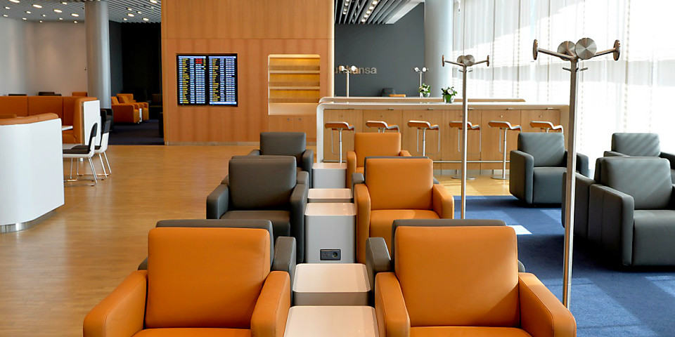 Lufthansa Business Lounge (LHR)