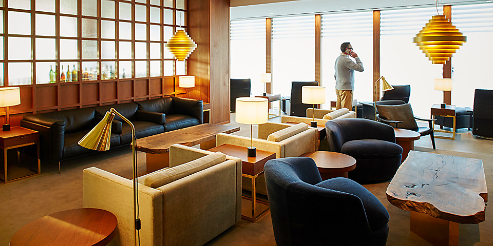 Cathay Pacific First Class Lounge (LHR)