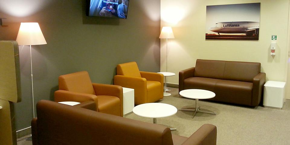Lufthansa Business Lounge (LEJ)