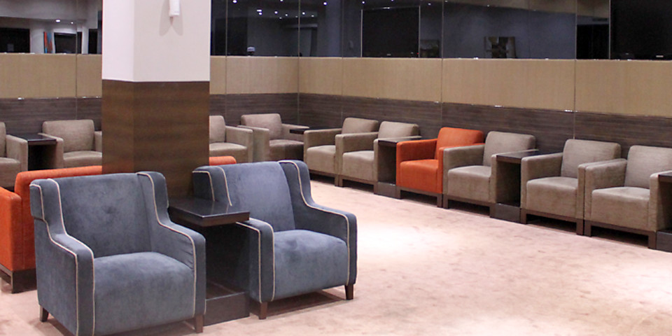 Plaza Premium Arrivals Lounge (MCT)