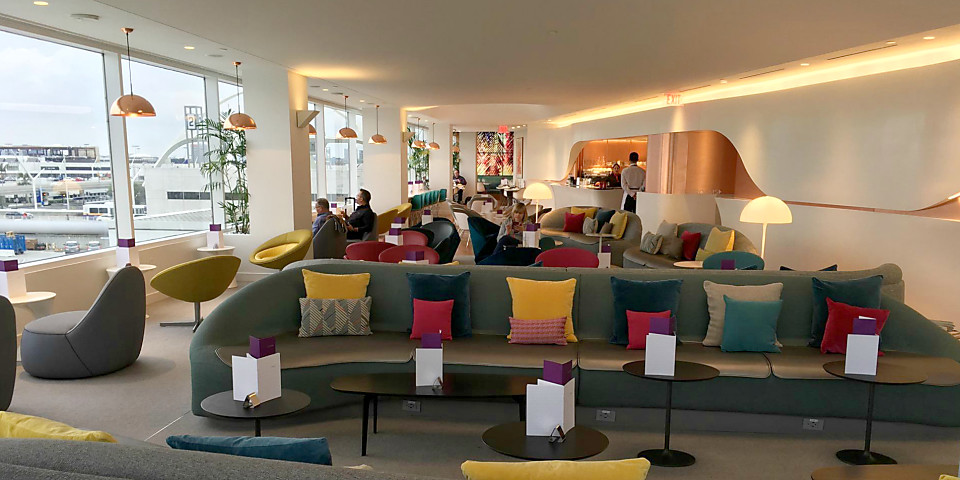 Virgin Atlantic Clubhouse (LAX)