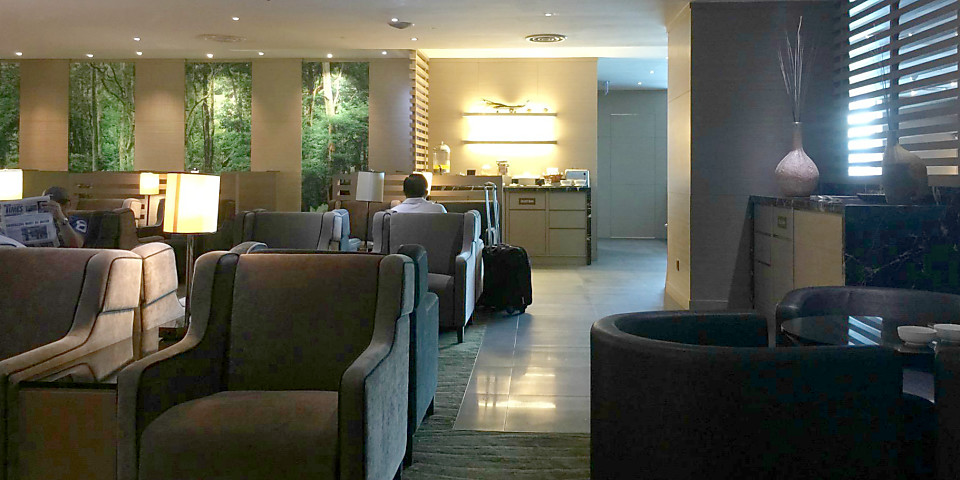 Plaza Premium Lounge (Domestic Departures) (BKI)