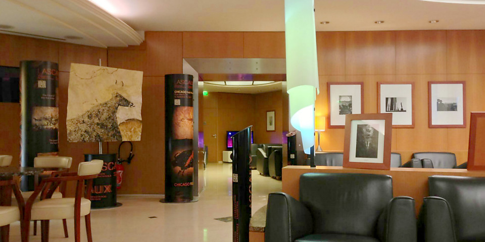 American Airlines Admirals Club (CDG)