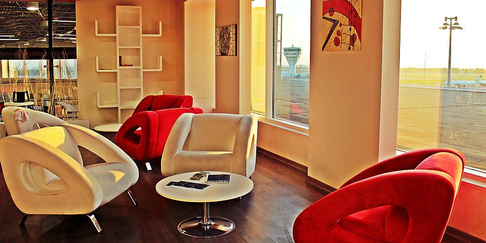 ICF CIP Lounge (AYT)