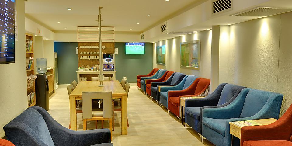 Bidvest Premier Lounge (BFN)