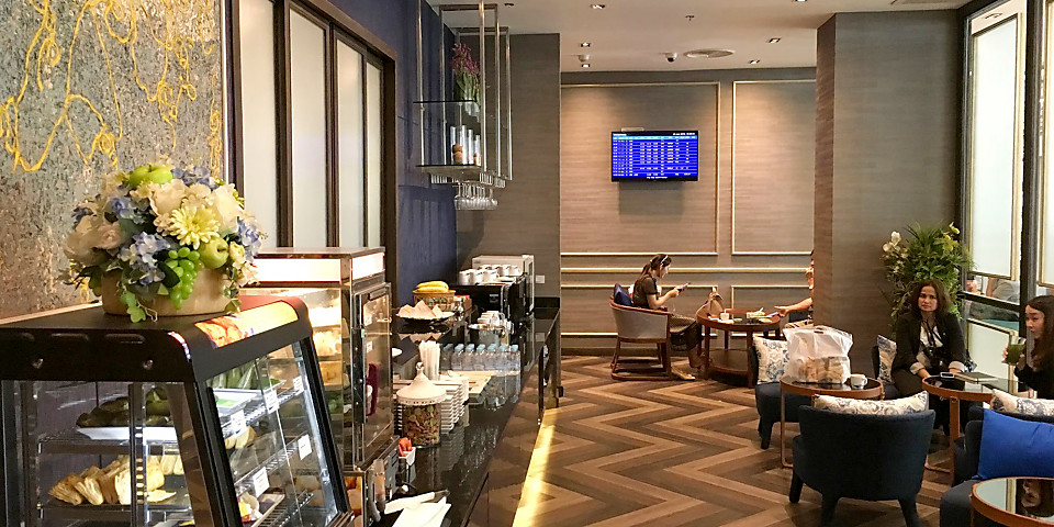 Bangkok Airways Blue Ribbon Lounge (International) (BKK)