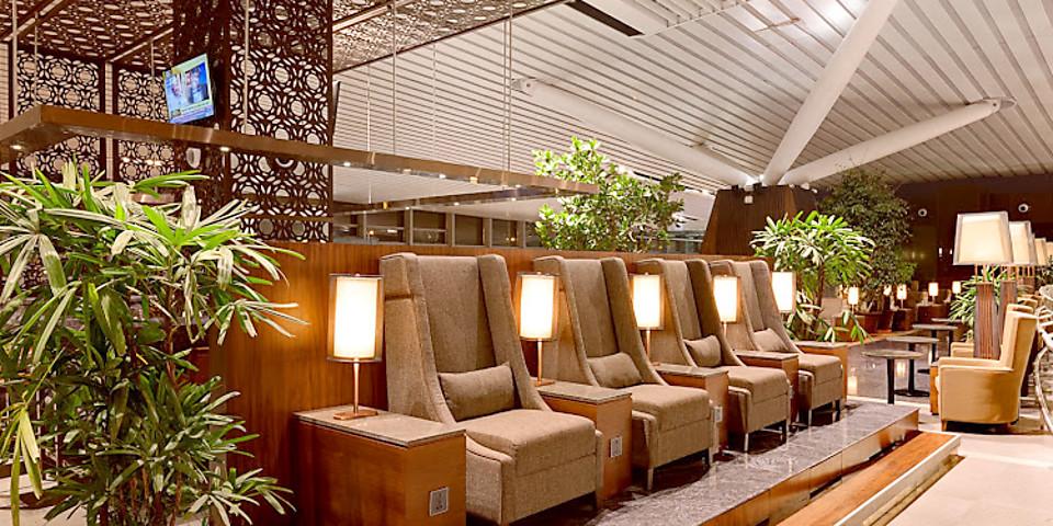 Plaza Premium Lounge (BLR)