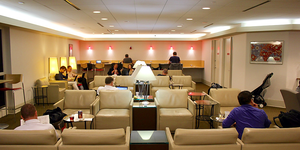 Air France Lounge (BOS)