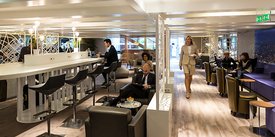 Star Alliance Business Class Lounge (CDG)