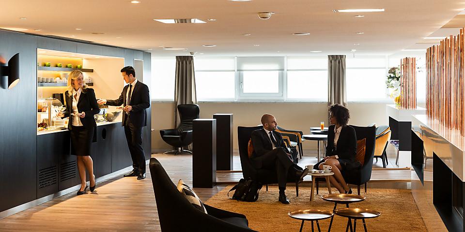 Star Alliance First Class Lounge (CDG)