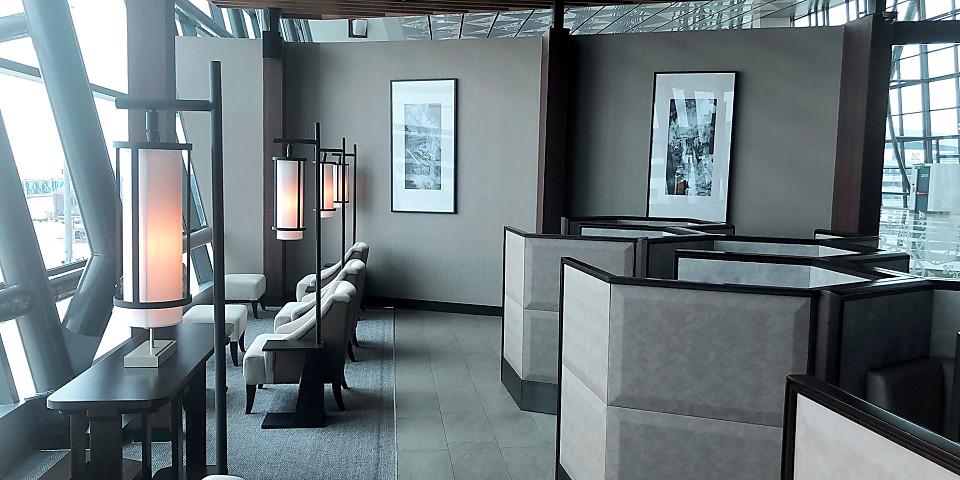Saphire Lounge / Plaza Premium Lounge (CGK)