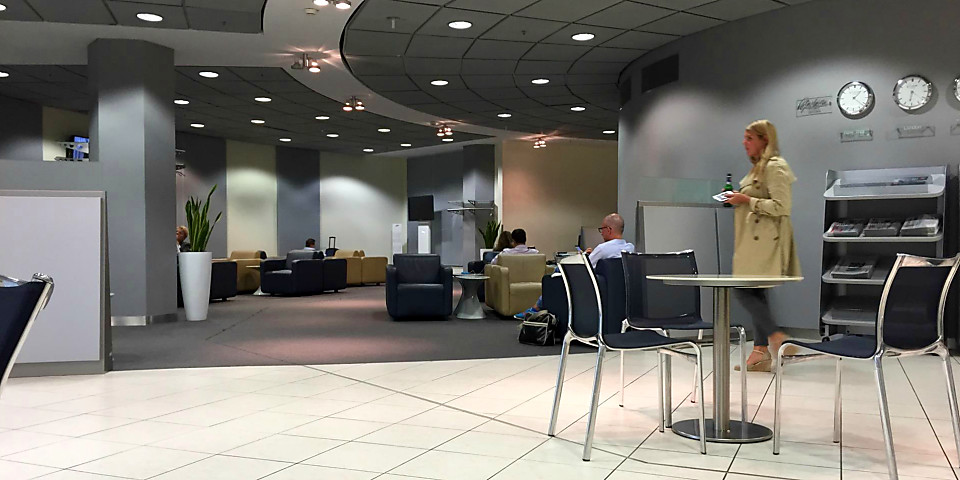 Lufthansa Business Lounge (CGN)