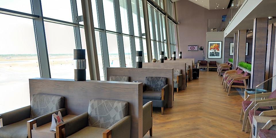 Bidvest Premier Lounge (CPT)