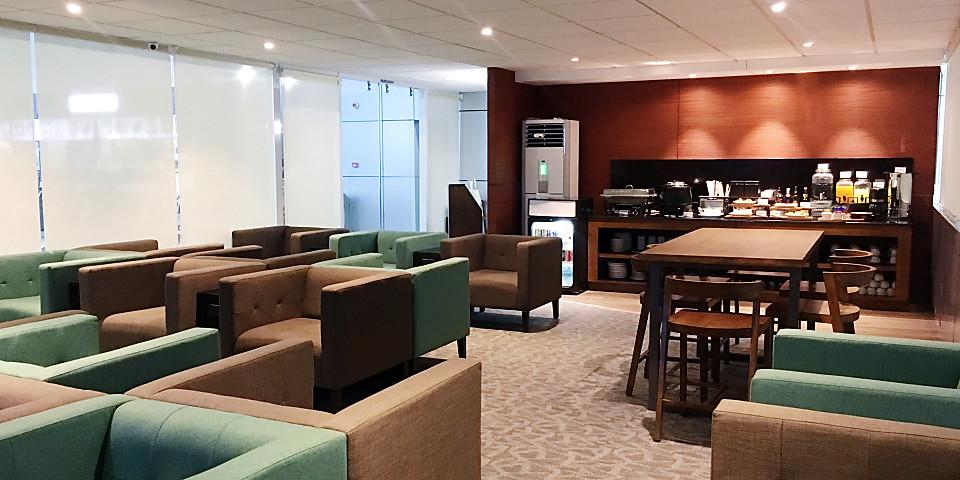 PAGSS Lounge (CRK)