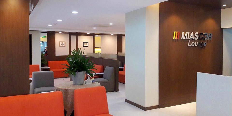 Miascor Lounge (CRK)