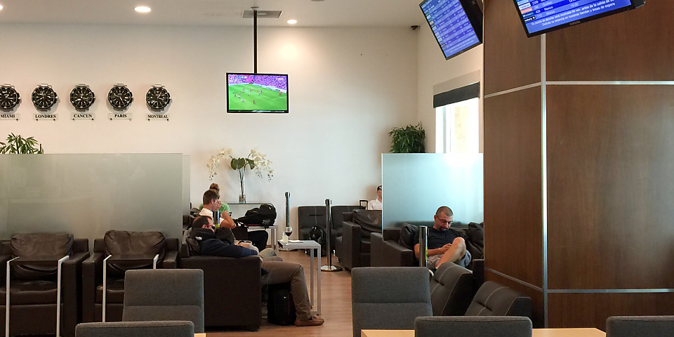 Mera Business Lounge (CUN)