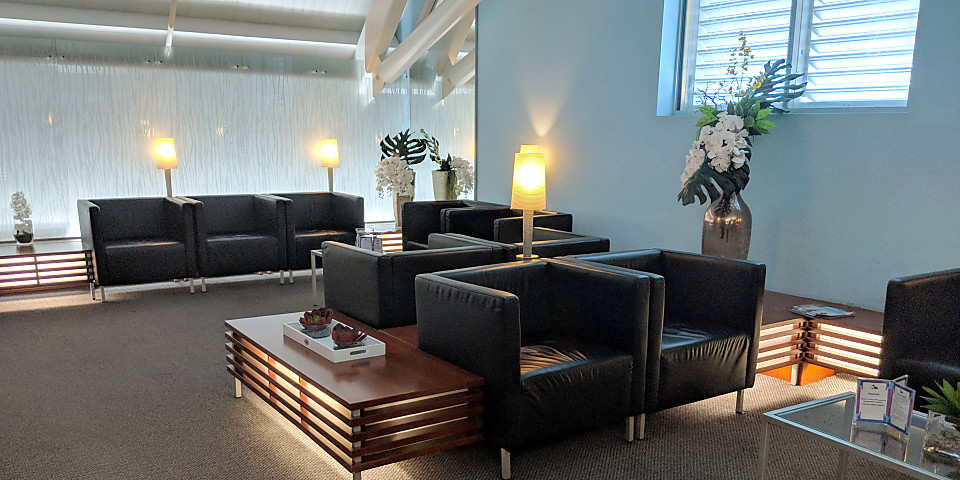 CAP VIP Lounge (Temporarily Closed For Renovation) (CUR)