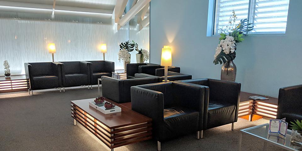 CAP VIP Lounge (CUR)