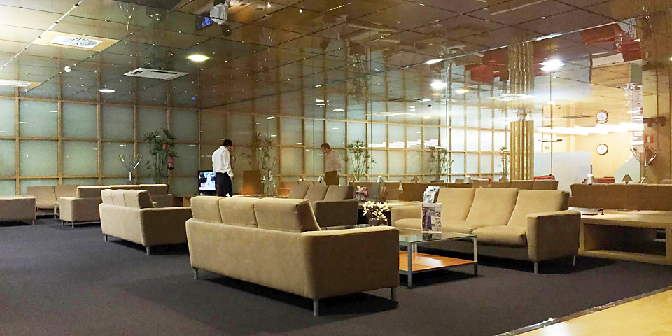 Sala VIP Canudas (BCN)